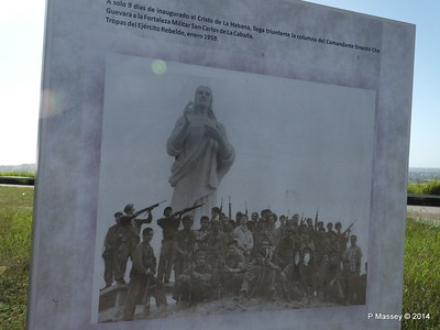 Revolucion Troops Construction Christ of Havana 02-02-2014 09-36-11