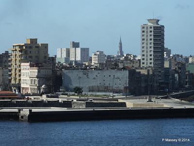 Havana Across the Bay from El Morro 02-02-2014 10-00-23