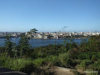 Overlooking Havana from Christ of Havana 02-02-2014 09-26-38