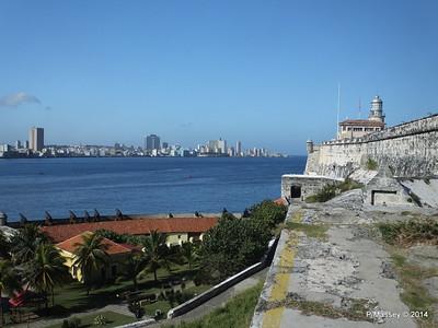 Havana from El Morro 02-02-2014 09-59-19