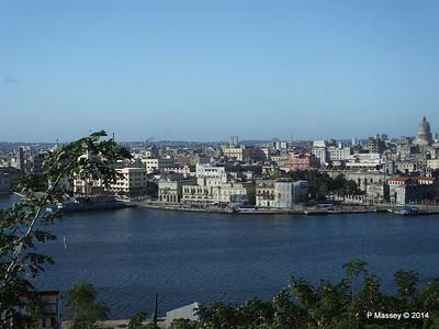 Overlooking Havana from Christ of Havana 02-02-2014 09-29-57