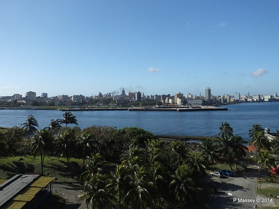 Havana Across the Bay from El Morro 02-02-2014 09-58-19