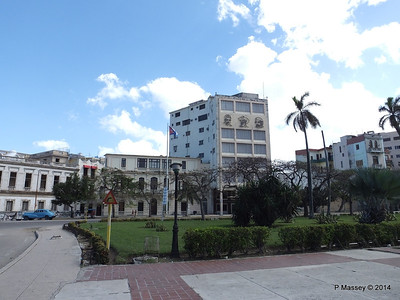 Headquarters of the Young Communists of Cuba 02-02-2014 13-32-14