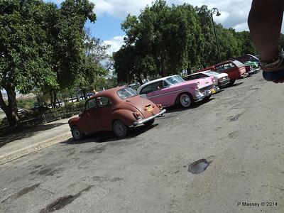 Car Park Cuba Tacon Havana 31-01-2014 18-01-40