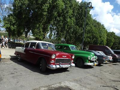Car Park Cuba Tacon Havana 31-01-2014 18-01-48