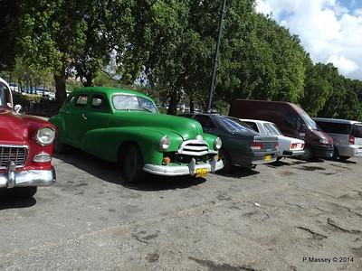 Car Park Cuba Tacon Havana 31-01-2014 18-01-49