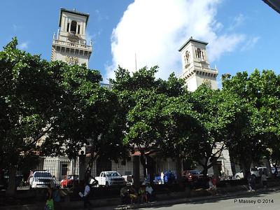 Part 1 Cycle Rickshaw Tour, Havana 31 Jan 2014