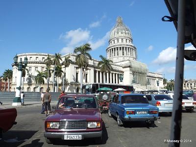 El Capitoli National Capitol Building Havana 31-01-2014 10-31-16