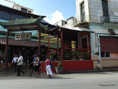 Entrance Barrio Chino de La Habana Chinatown 31-01-2014 10-41-03