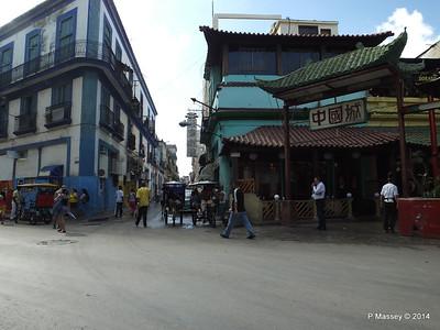 Entrance Barrio Chino de La Habana Chinatown 31-01-2014 10-40-59