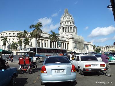 El Capitoli National Capitol Building Havana 31-01-2014 10-31-19