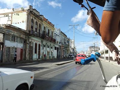 Along Zanja from Padre Varela 31-01-2014 10-47-01