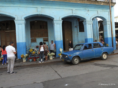 Along Avenida de Belgica Egido Havana 31-01-2014 10-27-31