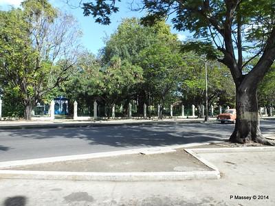 Avenida de la Independencia to Avenida Salavador Allende 31-01-2014 11-26-28