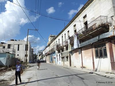 Along Jesus Peregrino from Hospital Havana 31-01-2014 11-30-11