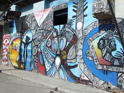 Part 3 Cycle Rickshaw Tour, Havana 31 Jan 2014