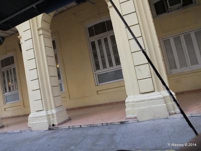 Hotel Plaza San Juan de Dios  to Parque Central Havana 31-01-2014 12-36-29
