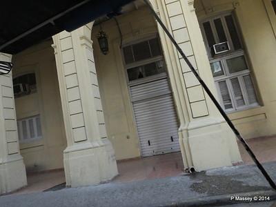 Hotel Plaza San Juan de Dios  to Parque Central Havana 31-01-2014 12-36-03