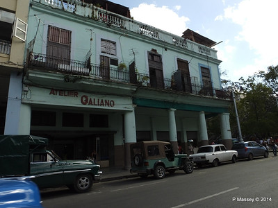 Atelier Galiano between Neptuno y San Miguel Havana 31-01-2014 12-25-55