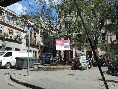 Corner Bernaza - O'Reilly Havana 31-01-2014 12-35-24