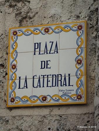 Plaza de la Catedral Havana 31-01-2014 09-18-20