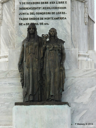 Maternal America guiding Maiden Cuba 31-01-2014 14-08-55