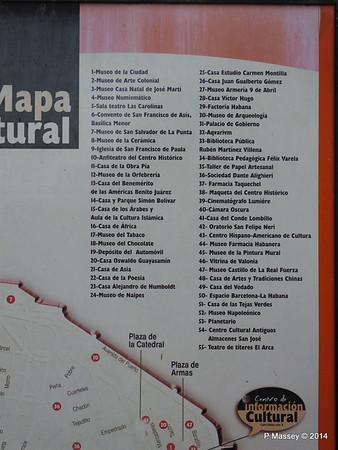 Cultural Map of Havana 31-01-2014 09-17-31