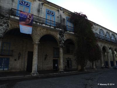 El Patio Restaurant Plaza de la Catedral Havana 31-01-2014 09-18-59