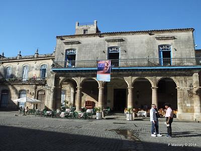 El Patio Restaurant Plaza de la Catedral Havana 31-01-2014 09-19-26
