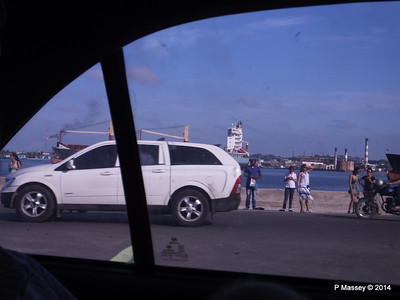 Havana to Jose Marti Airport 10-02-2014 16-01-03