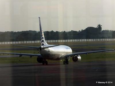 Copa Airlines 737 Havana 10-02-2014 17-22-29