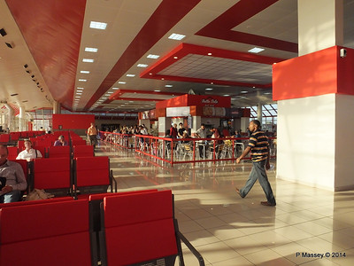 Terminal 3 Jose Marti Airport Havana 10-02-2014 17-22-58