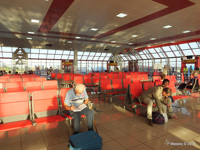 Terminal 3 Jose Marti Airport Havana 10-02-2014 17-23-07