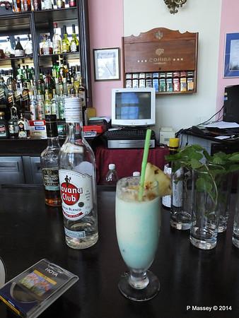 Pina Colada add your own Rum Nacional de Cuba 02-02-2014 12-20-26