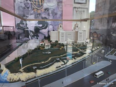 1996 Model Hotel Nacional de Cuba 200 scale 02-02-2014 12-27-07