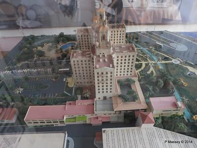 1996 Model Hotel Nacional de Cuba 200 scale 02-02-2014 12-27-32