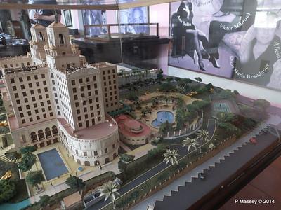 1996 Model Hotel Nacional de Cuba 200 scale 02-02-2014 12-28-02