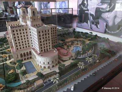 1996 Model Hotel Nacional de Cuba 200 scale 02-02-2014 12-28-00