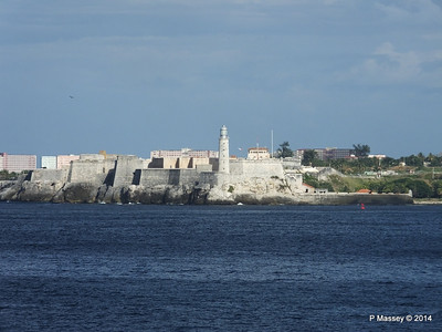 El Morro from Gardens Nacional de Cuba 31-01-2014 20-33-01