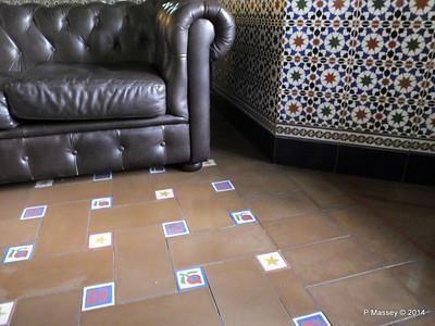 Floor Tiles Hotel Nacional de Cuba Havana 03-02-2014 13-52-037