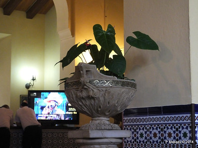 Lobby Hotel Nacional de Cuba Havana 03-02-2014 13-45-23