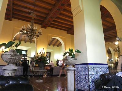 Lobby Hotel Nacional de Cuba Havana 03-02-2014 13-41-20