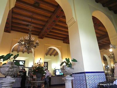 Lobby Hotel Nacional de Cuba Havana 03-02-2014 13-40-55