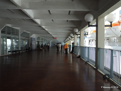 Havana Cruise Terminal Sierra Maestra San Francisco 03-02-2014 14-27-41