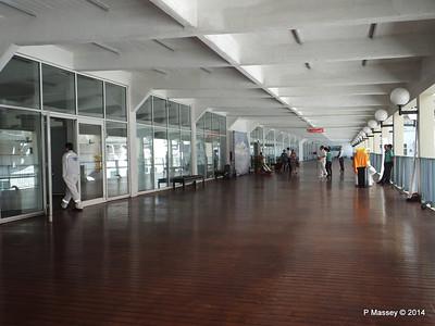 Havana Cruise Terminal Sierra Maestra San Francisco 03-02-2014 14-27-44