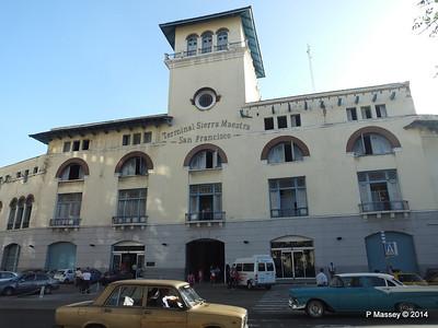 Havana Cruise Terminal Sierra Maestra San Francisco 03-02-2014 09-21-40