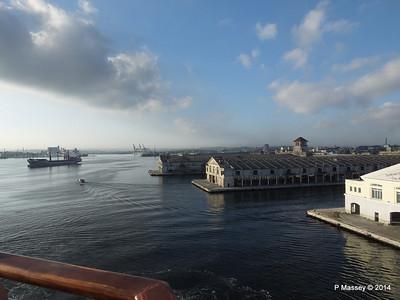 Havana Cruise & Ferry Terminals VEGA POLLUX 10-02-2014 08-17-56
