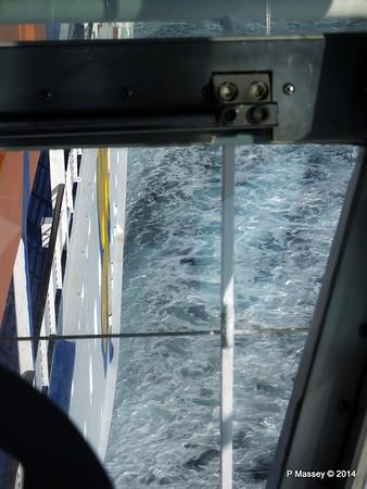 LOUIS CRISTAL Port Bridge Wing to stern 09-02-2014 16-44-18