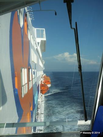 LOUIS CRISTAL Port Bridge Wing to stern 09-02-2014 16-44-23