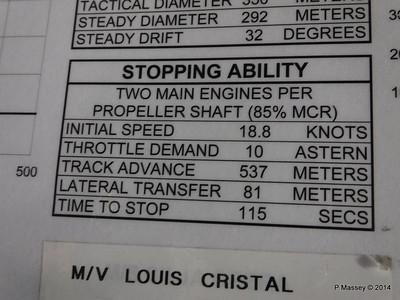 LOUIS CRISTAL Bridge Stopping Ability 09-02-2014 16-47-53